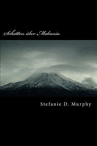 Schatten ueber Makania von [Murphy, Stefanie D.]