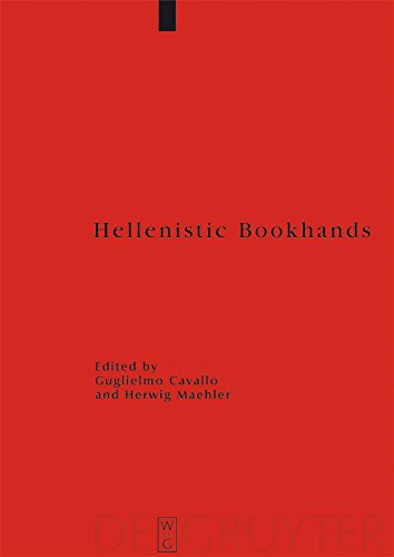 Hellenistic Bookhands (English Edition)