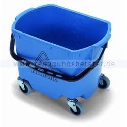 Reinigungswagen Numatic 30 L Putzwagen mit 50 mm Lenkrollen und Henkel