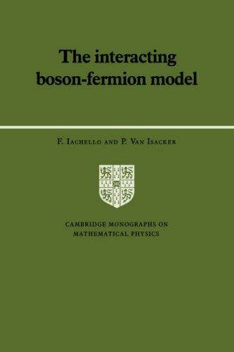 Interacting Boson Fermion Model (Cambridge Monographs on Mathematical Physics)