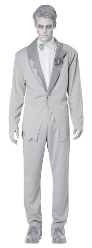 Ghost Groom Costume - Small (Erwachsene Ghost Groom Kostüme)