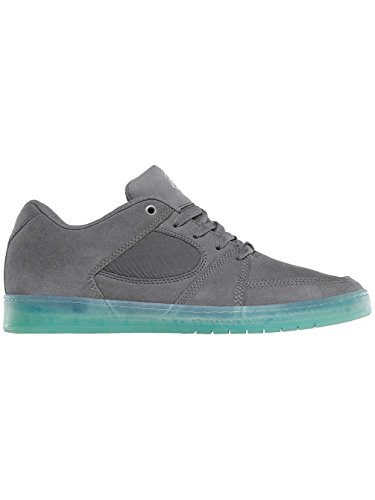 Scarpe Da Skate Da Uomo E Accel Slim Scarpe Da Skate Grigio Scuro / Blu