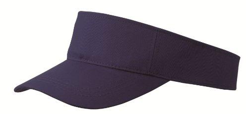 MB CAPS - Casquette visière - Homme taille unique - Bleu - Bleu marine - Taille unique