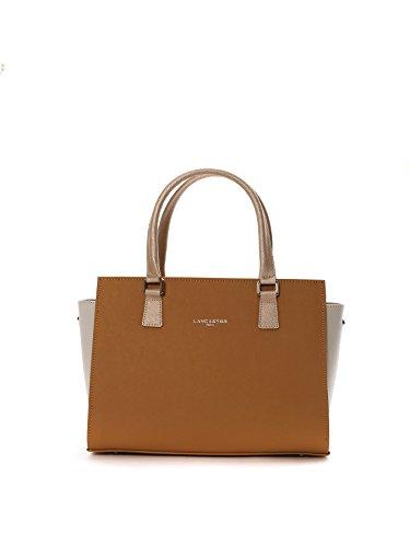 lancaster-paris-mujer-42141bleic-marron-cuero-bolso-de-mano