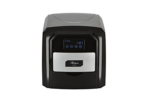 crosslee-im03a-hostess-ice-maker-12kg-of-ice-made-in-24-hours-black-silver-electricals-small-cooking