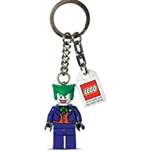 Joker from Batman LEGO Key Chain