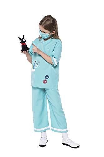 VENIMASEE Kid's Arzt/Tierarzt Halloween Cosplay -