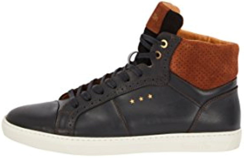 Pantofola d'Oro Herren Napoli Brogue Uomo Mid Hohe Sneaker