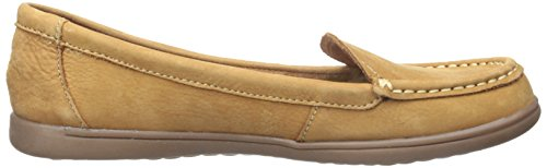Hush Puppies Ryann Claudine Slip-on Mocassins Tan NuBuck