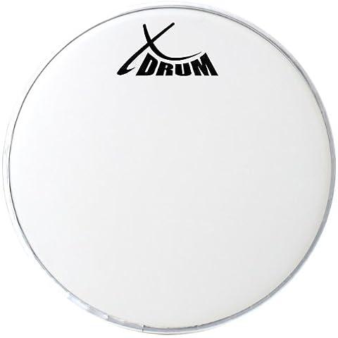 XDrum - Pelle rivestita per batteria, 10