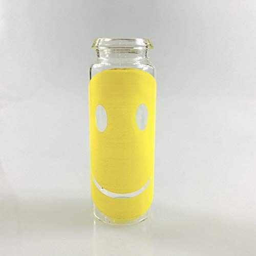 BEITAI Glas Flasche Wasserpfeife Tragbare Mini Shisha Shisha Tabakpfeifen for Rauchen Unkraut Metallrohr Filter ( Color : 4 ) (Unkraut-shisha)
