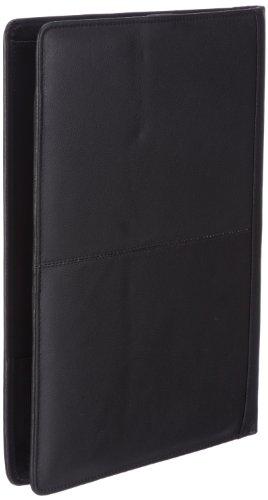 Bodenschatz James 8-060 JM 01, Herren Aktentaschen 26x35x2 cm (B x H x T) Schwarz (black)