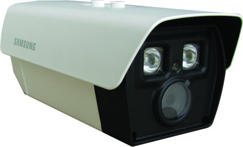 Samsung HD 1 Megapixel IR Outdoor Bullet Camera with 20 Mtr Range