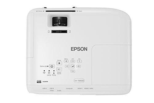 EPSON EH-TW610Beamer 1080p - 5