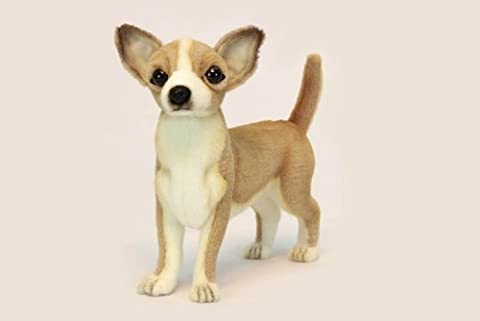 Plush Soft Toy Chihuahua by Hansa. 27cm. 6295 by