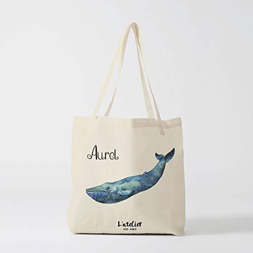 Tote Bag Custom Kinder Kinder Taschen Tote Bag Rox Personalisierte Handtaschen Brautjungfer Geschenke von Atelier Des Amis