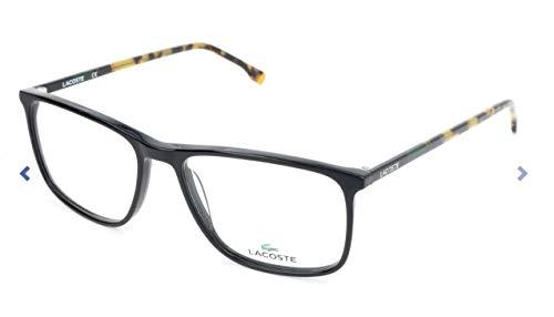 Lacoste Herren L2807 Brillengestelle, Grau, 55