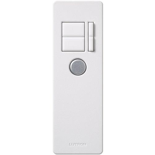 Lutron MIR-ITFS-WH Maestro IR Remote Control, White by Lutron -