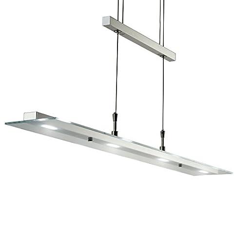 LED Pendelleuchte Dimmbar Stufenlos Höhenverstellbar Leuchte Inkl. LED-Platine 230V IP20