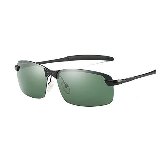 Kjwsbb Polarisierte Sonnenbrille männer Sonnenbrille männlichen klassischen Retro Spiegel Brillen Shades