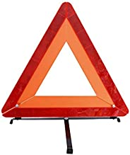 Maagen Emergency Warning Triangle Kit, TR-12455, Orange/Red