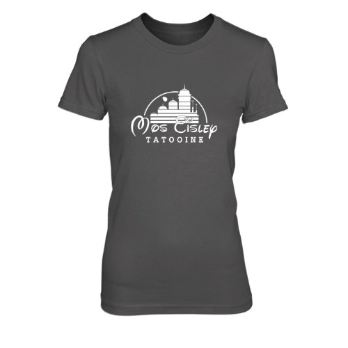 Mos Eisley Tatooine - Damen T-Shirt Grau