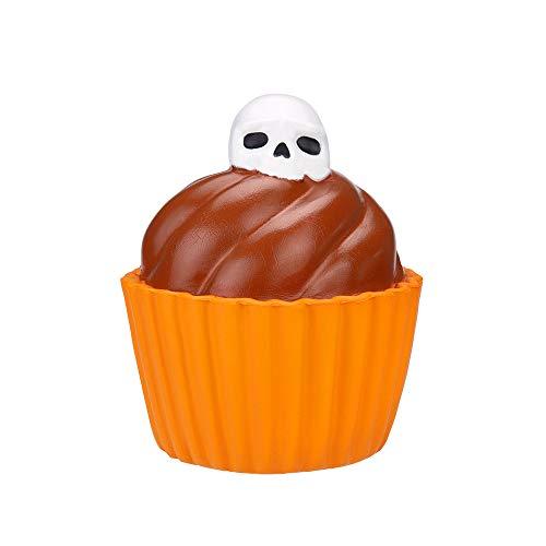 Jaminy Halloween Squishy Spielzeug, Langsam Steigend Squeeze Quetschen -