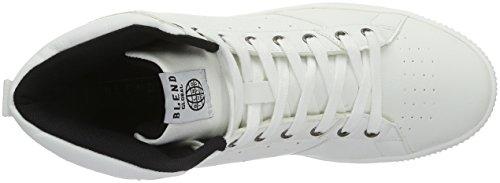 Blend Footwear, Baskets Basses Homme Blanc - Blanc