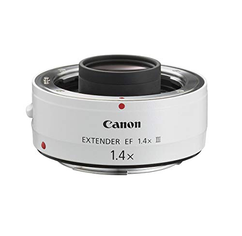 Canon Téléconvertisseur EF Multiplicateur 1,4x III