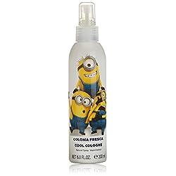 MINIONS colonia body spray...