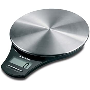 Salter Digital Kitchen Weighing Scales As Seen On The Great British Bake Off Stylish Slim