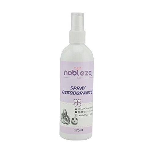 Spray desodorante para olores de roedores Nobleza, contenido 175 ml.