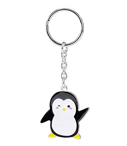 SIX Kids Pinguin Schlüsselanhänger ()