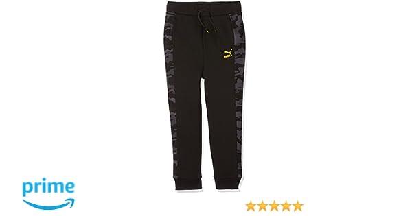 9b04c1d09685b PUMA Justice League Pantalon Enfant Noir FR  Amazon.fr  Sports et Loisirs