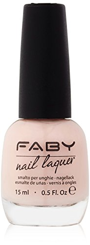 Faby Nagellack Frozen Lake, 15 ml