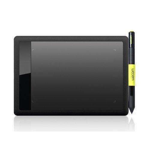 Wacom Bamboo Splash CTL471Pen Tablet Grafik-Tablet für PC/Mac Geburtstag & Muttertag Geschenk für Künstler Designer Malen Lernen