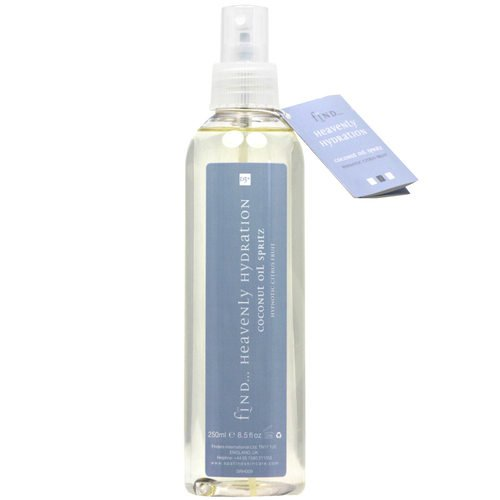SPA FIND HEAVENLY HYDRATION COCONUT BODY SPRITZ 250ml