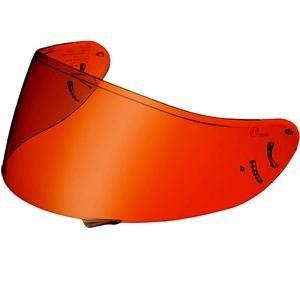 Shoei Hardcoat Shield for X-11, RF-1000, TZ-R and Multitec Helmet - --/High Definition Amber by Shoei
