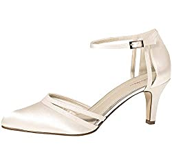 LASHOE Pumps mit Softfußbett MYWEDDINGWORLD
