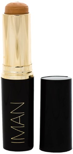 Iman Cosmetics Stick Foundation Sand #4 -