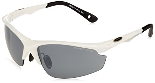 ALPINA Sonnenbrille Optic-Line PSO TRI-HORRAY Outdoorsport-brille, White, One Size