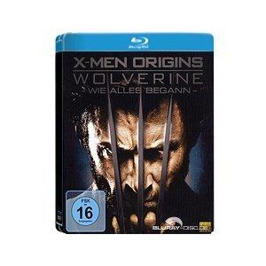 Bild von X-Men Origins: Wolverine - Exklusiv Steelbook (Blu-ray+DVD)