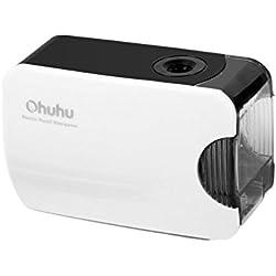 Ohuhu® Sacapuntas Eléctrico, Automático, a Pilas y Alimentado por USB