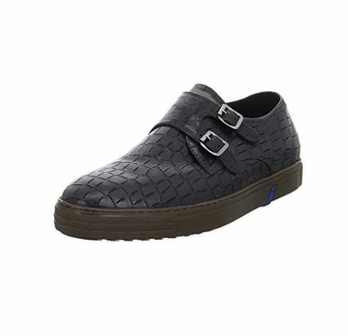 Floris van Bommel - 1205101NAVYPRINT - 1205101NAVYPRINT - Couleur: Bleu - Pointure: 44.0