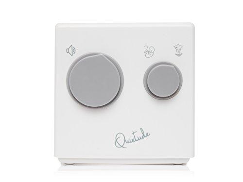 Preisvergleich Produktbild Quietude - Entspannende Geräusche - Embryonal und Wasserfall - Zwei Einzigartige Geräusche Helfen Ihnen oder Ihrem Baby beim Einschlafen