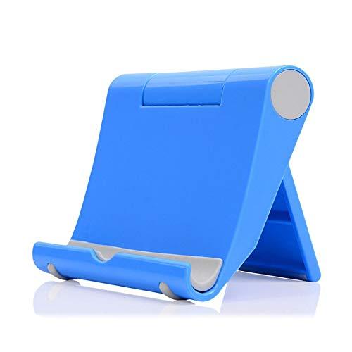 Silverdee Multifunktions-Telefontischhalter Universal-Telefonhalter Telefonzubehör-Blau