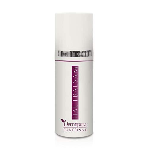 FÜNFSINNE Hautbalsam: Anti Pickel Creme für Erwachsene, gegen Entzündungen, Mitesser, unreine Haut