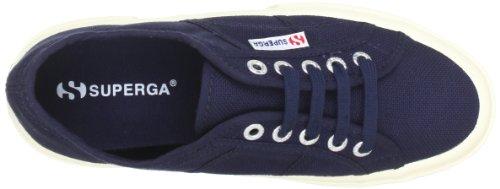 Superga 2750-cotu Classic, Low-top mixte adulte Bleu - Blau (Navy 933)