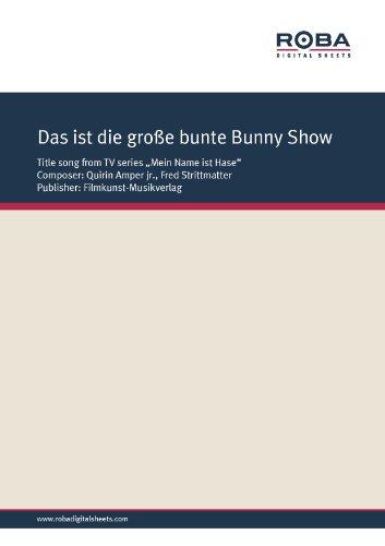 Das ist die große bunte Bunny Show Tv-shows Kindle