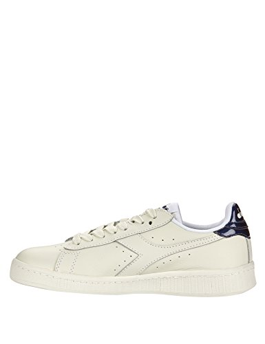 Diadora Unisex-Erwachsene Game L Low Mirror Sneaker Hals Blu Estate